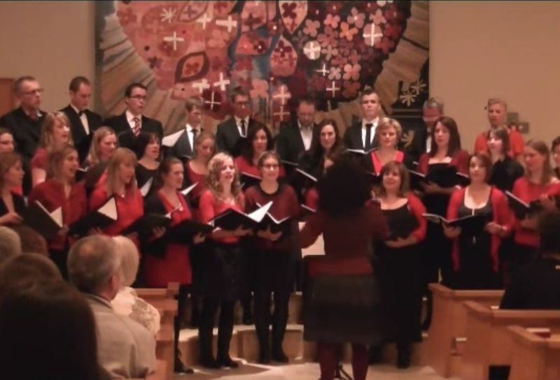 Julkonsert – Grisbacka kyrka – 9 december